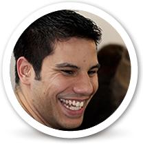 Diego Souza - Gerente Administrativo do salão Atitude & Beleza